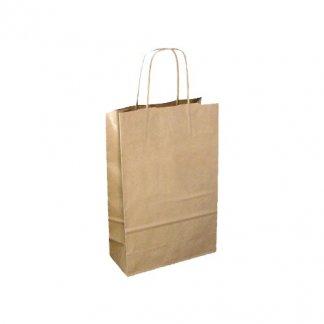 Sac en papier certifié publicitaire - KRAFT BAG