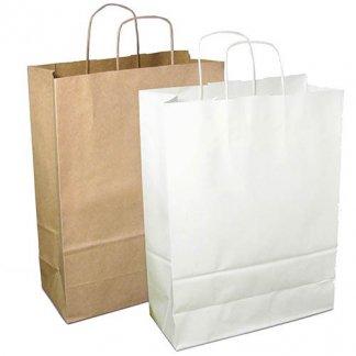 Sac publicitaire en papier certifié - KRAFT BAG