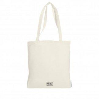 Sac shopping promotionnel en coton du commerce équitable - 160g - 36x40cm - FAIR SHOPPER