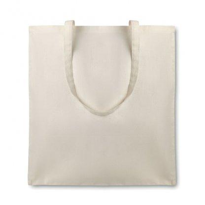 Sac Shopping Publicitaire En Coton Biologique 105g ORGANIC COTTONEL