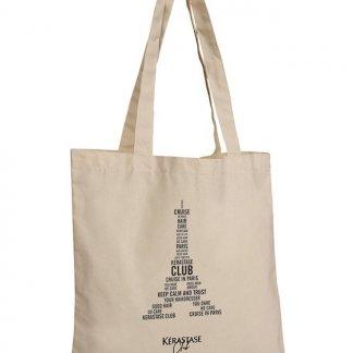 Sac shopping publicitaire en coton naturel - 220g - 38x42cm - naturel - MUNDRA