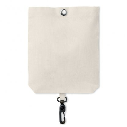 Sac Shopping En Coton Recycle Et Bouteilles Plastiques Recyclees 150g 65x34 5cm Fold It Up