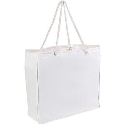 Sac Shopping Publicitaire En Fibres De Bambou DARA