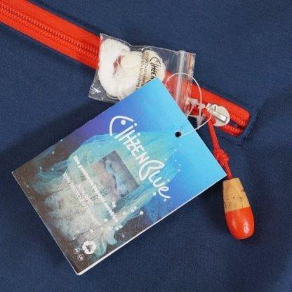 Sac Week End Promotionnel En Filets De Pêche Et Bouteilles Plastiques Recyclés étiquette CITIZENBLUE