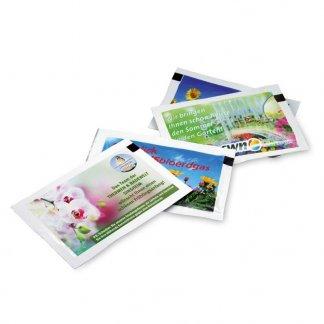 Sachet de graines promotionnel en papier - 8 x 5,5 cm - SAMONTE