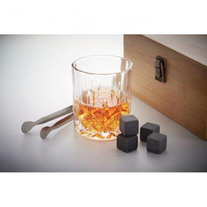 Set à Whisky Sans Boite En Bambou INVERNESS En Situation