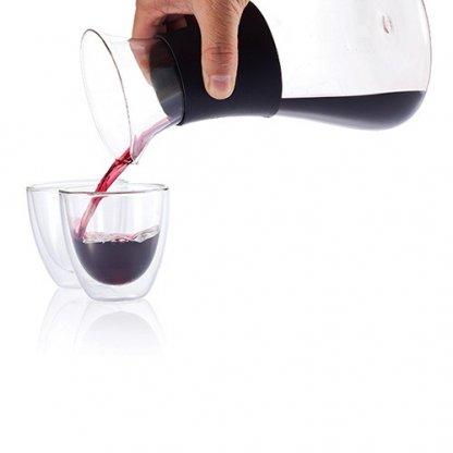 Set Pour Vin Chaud Sur Socle En Bambou Publicitaire Service GLU