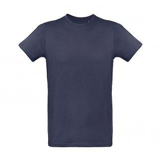 T-shirt homme promotionnel en coton biologique - 175g - Urban Navy - INSPIRE PLUS T