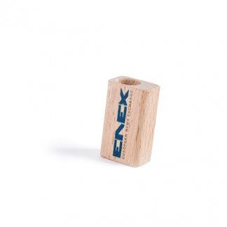 Taille-crayons 8mm en bois - marquage - TAILLO