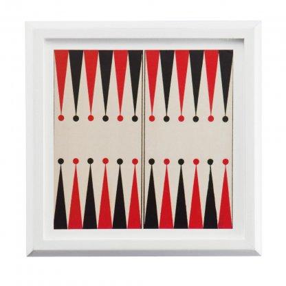 Jeu De Société 5 En 1 Dans Boite En Bois BOILUXE Backgammon