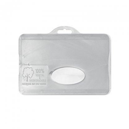 Porte Badge En Bioplastique BADGE HOLDER Avant