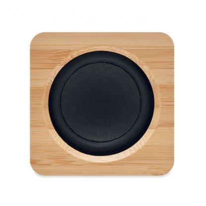 Enceinte Bluetooth En Bambou AUDIO Face