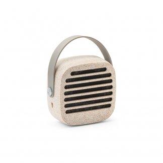 Enceinte Bluetooth Publicitaire En Paille De Blé PYON