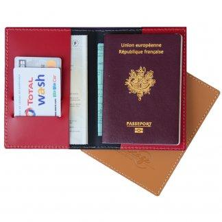 Etui Universel Passeport Et Carte Grise UNICARTE
