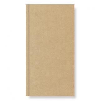 Agenda De Poche Personnalisable En Papier Recyclé 9x17cm ECOKRAFT