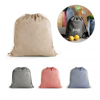 Gym Bag Publicitaire En Coton Recyclé 150g CHANCERY