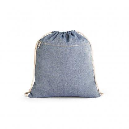 Gym Bag En Coton Recyclé 150g CHANCERY Bleu
