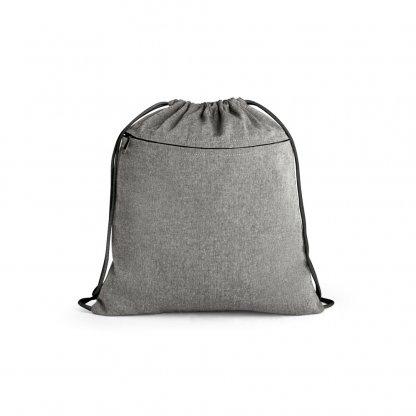 Gym Bag En Coton Recyclé 150g CHANCERY Gris