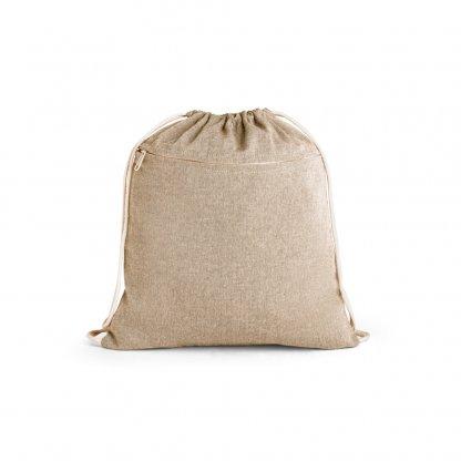 Gym Bag En Coton Recyclé 150g CHANCERY Naturel