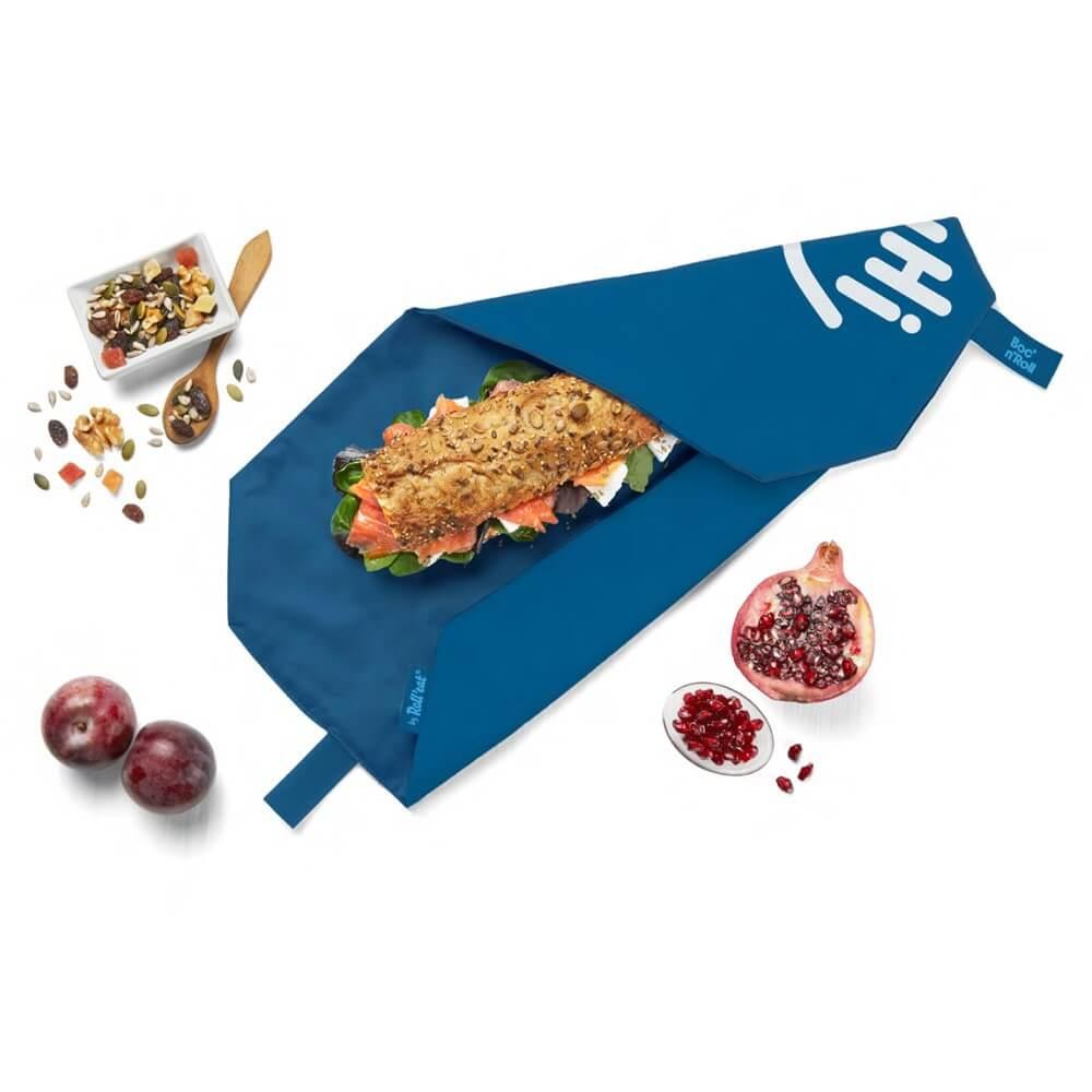 Objet promotionnel sachet sandwich réutilisable