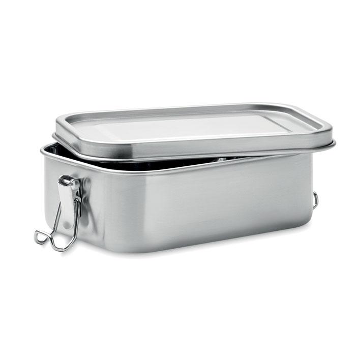 Lunch box en acier personnalisable pour repas