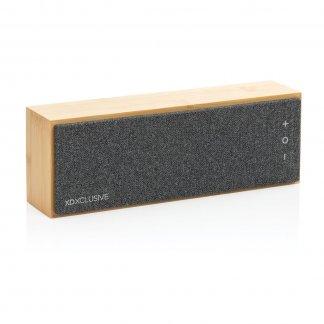 Enceinte Bluetooth Personnalisable En Bambou Longue Wynn