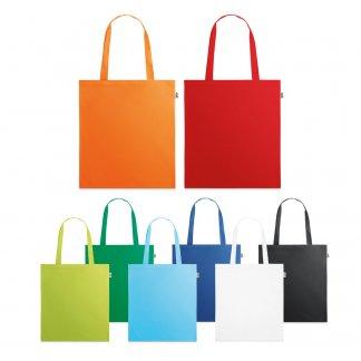 Sac Shopping Promotionnel En PET Recyclé 110g 38x42cm MAPUTO Toutes Couleurs