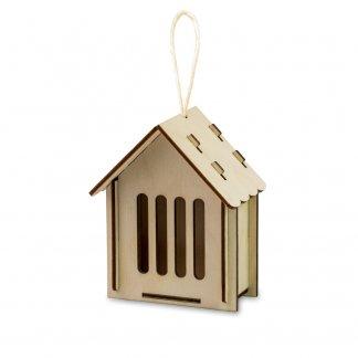 Hôtel à Insectes Personnalisable En Bois INSECT HOUSE