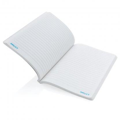 Carnet De Notes A5 à Couverture Souple En Papier De Pierre MINERAL Intérieur