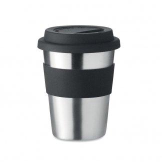 Mug promotionnel en acier inoxydable - 350ml - IRMUG