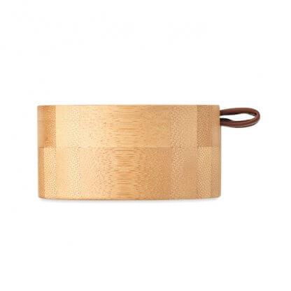 Boîte à Bijoux En Bambou TREASURE Profil 2