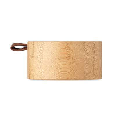 Boîte à Bijoux En Bambou TREASURE Profil