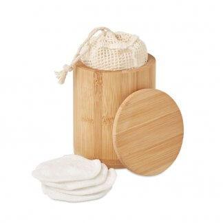 Tampons promotionnels en fibre de bambou - BELLA